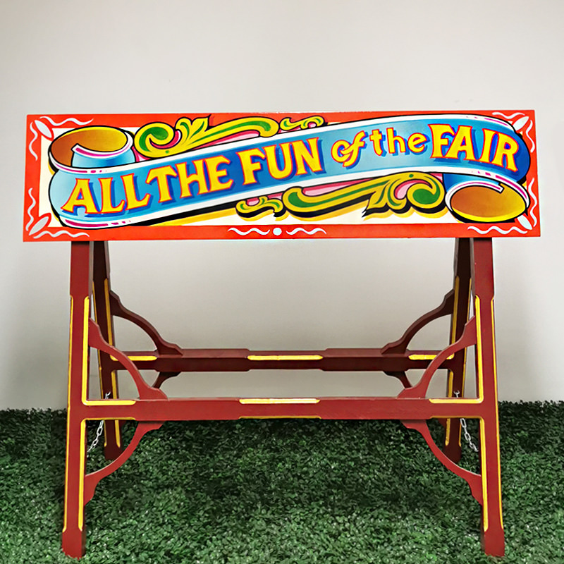 All the Fun of The Fair A Frame