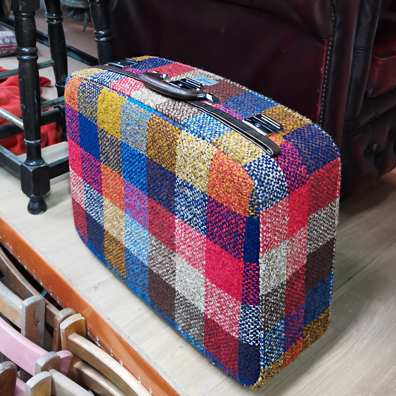 Circus Clown's Suitcase