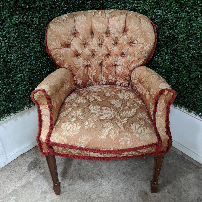 Country House Spoon Back Chair