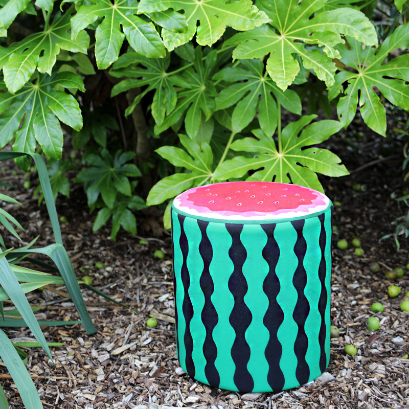 Fruity Booty Watermelon Stool