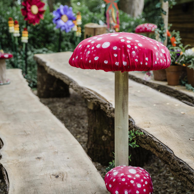 Giant Red Toadstool  4