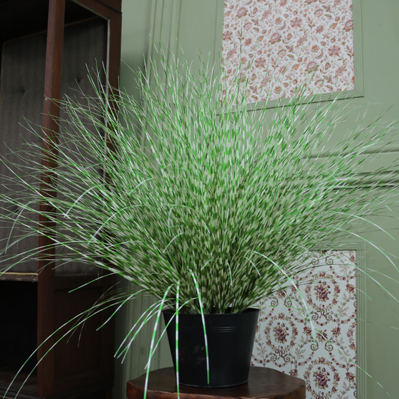 Zebra Grass Artificial Plant