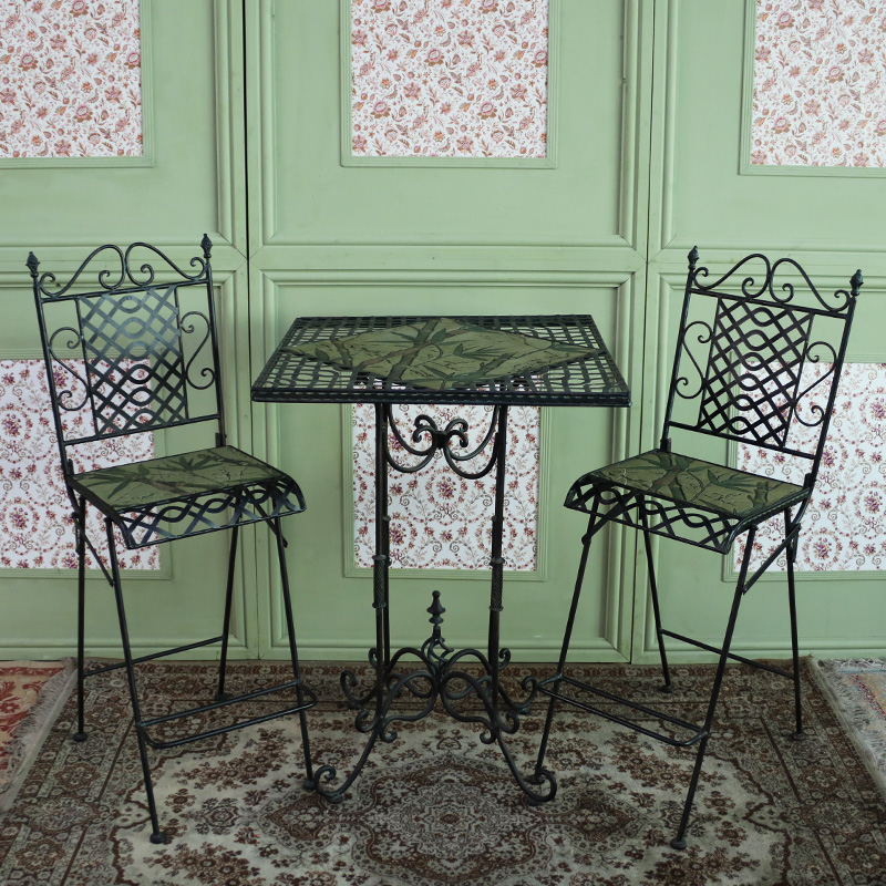 Botanical Tall Bistro Table & Chairs