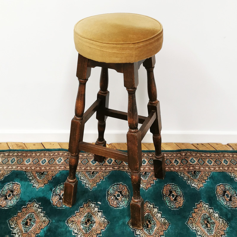Tall Traditional Pub Stool