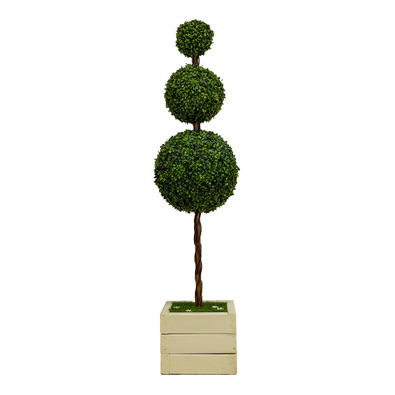 Topiary Ball Trio Tree