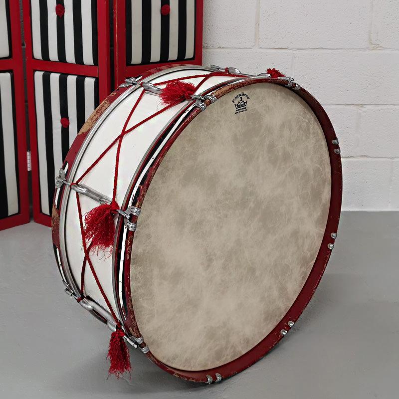 Vintage Remo Bass Drum