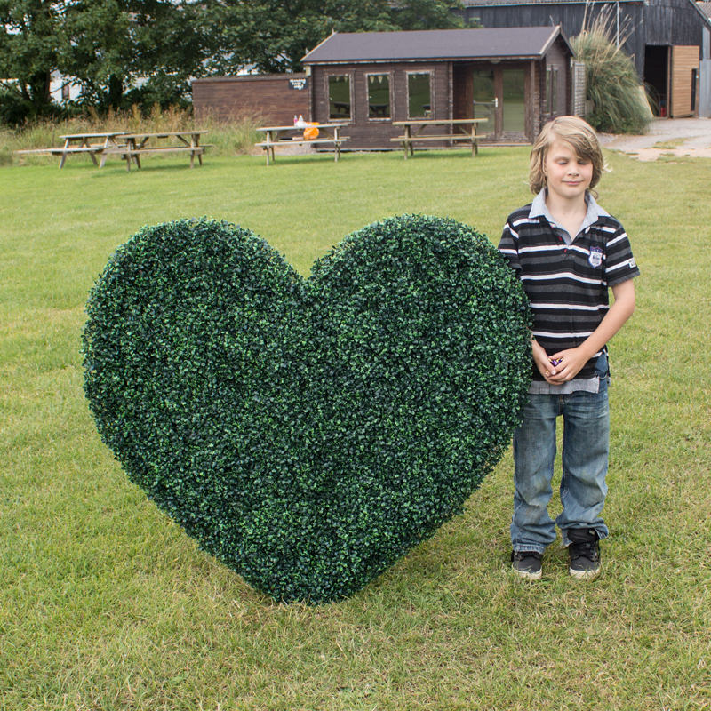 Hedge Heart