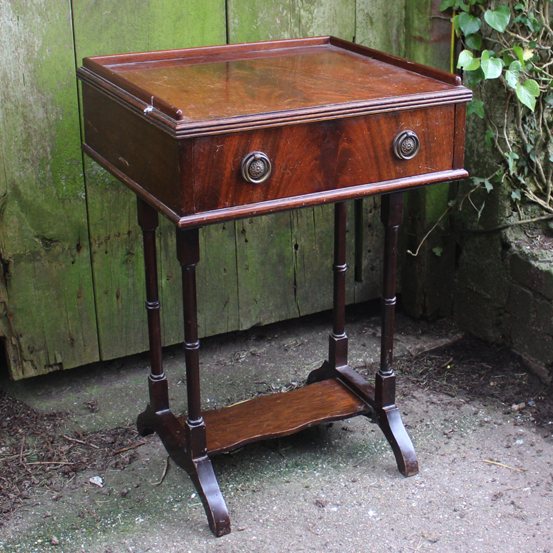Petite Sewing Table