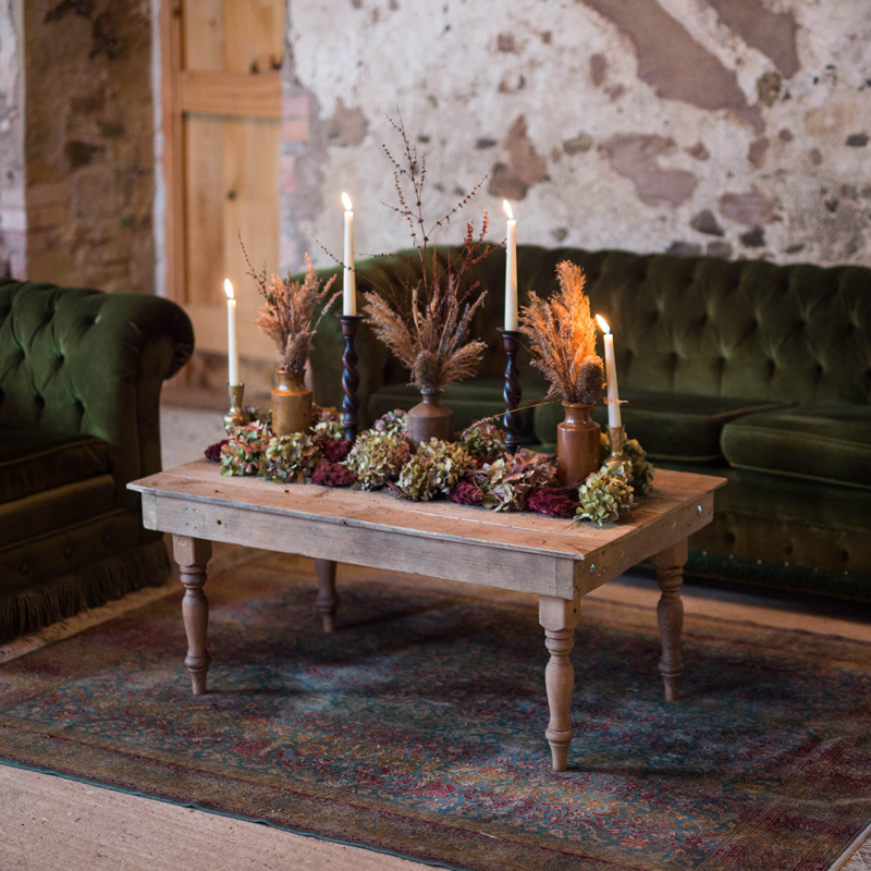 Green Velvet Chesterfield Three Seater Sofa 3