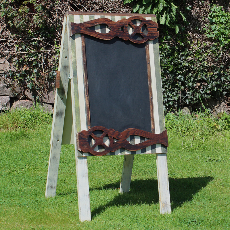 Rustic A Frame