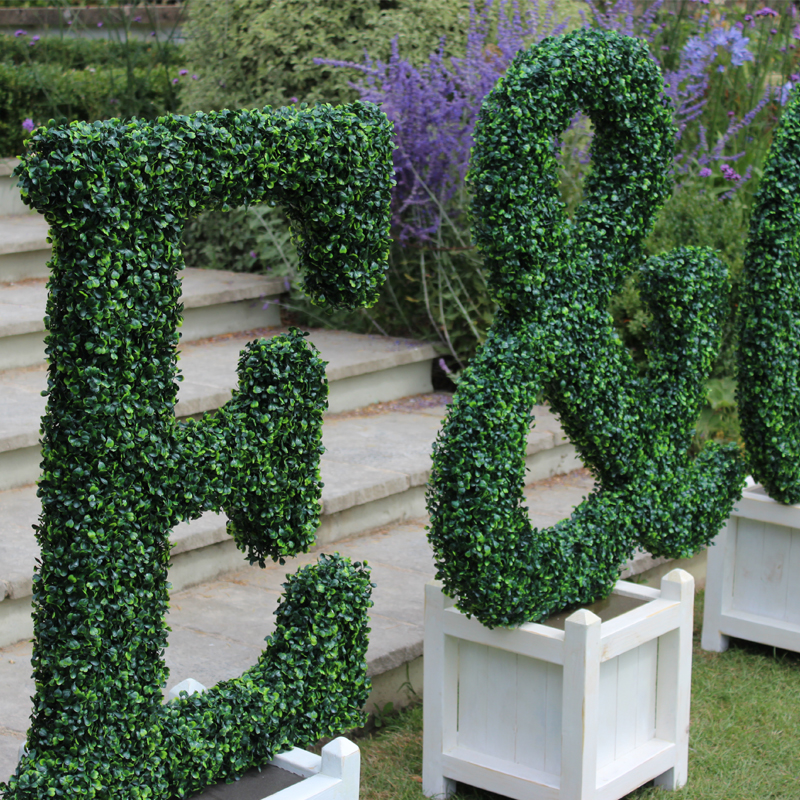 Topiary Ampersand  2