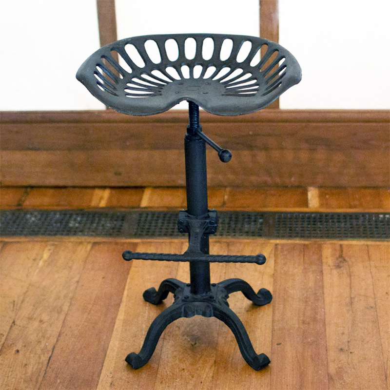 Tractor Seat Stool 1
