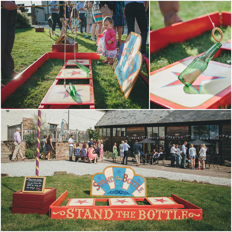Stand the Bottle