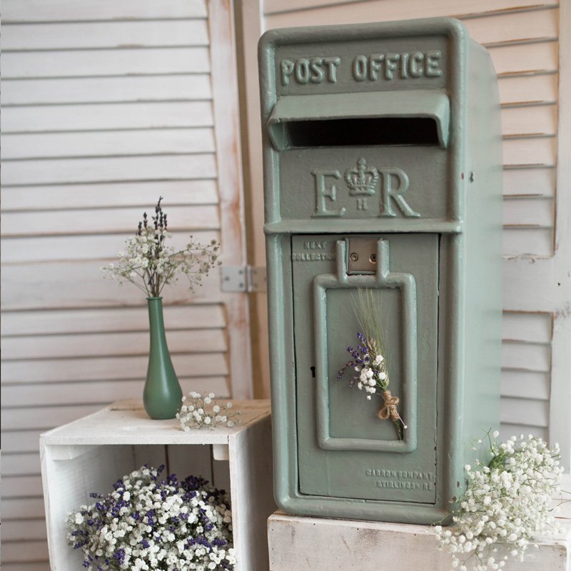 Willow Green RM Postbox
